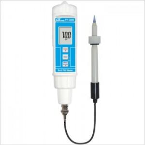 サトテック 突き刺し型pH計 PH-220Spear(食品・土壌テスター)