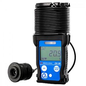 理研計器 投込式ポータブル酸素モニター OX-08