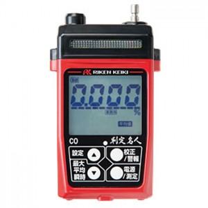 理研計器 一酸化炭素モニター 判定名人 CO-FL1
