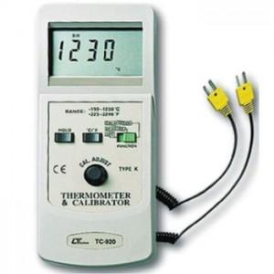 サトテック K熱電対温度計キャリブレーター TC-920