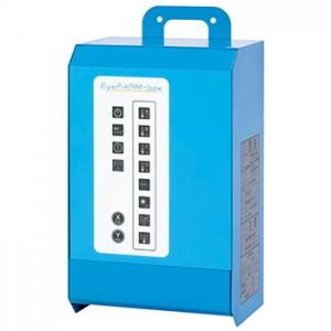 ハウス用環境測定センサユニット EyeFARM-box [ニッポー]