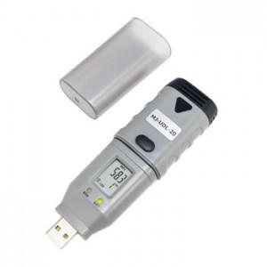 サトテック USB温湿度データロガーMJ-UDL-20(ディスプレイつき)
