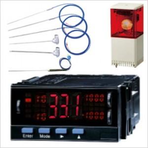 デジタル温度表示器(パネルメーター)MJ-OPM