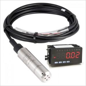 サトテック タンク用圧力式水位センサー + デジタル表示器 MJ-PM-WL40-10