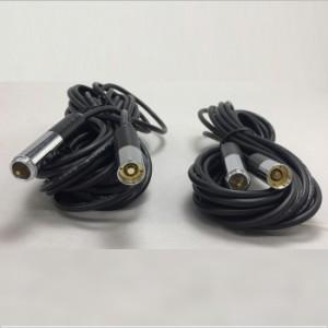 サトテック 騒音計マイクロホン延長ケーブル SDEC-05(5m) / SDEC-10(10m)