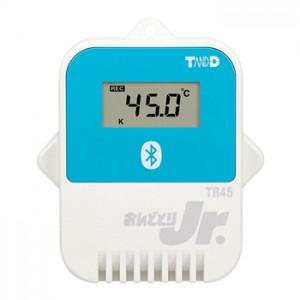 T&DおんどとりBluetooth対応温度データロガーTR45(熱電対/Pt100/1000)