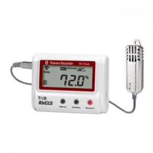T&D おんどとり温度・湿度データロガー TR-72wb-S