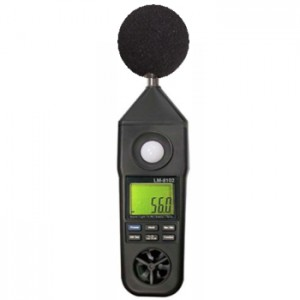 サトテック マルチ環境測定器LM-8102