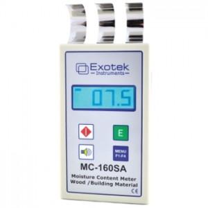 サトテック 高周波水分計 MC-160SA(木材・建材用)非破壊水分計