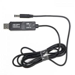 サトテック モバイルバッテリー用9V電源ケーブル MJ-MBL
