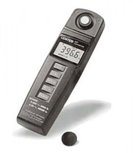 サトテック デジタル照度計CENTER337