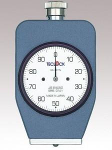ゴム・プラスチック硬度計 GS-701N標準
