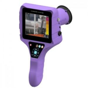 超音波カメラ リークディテクターMJ-LKS-V3A(バルブ検査/スチームトラップ診断機能つき)
