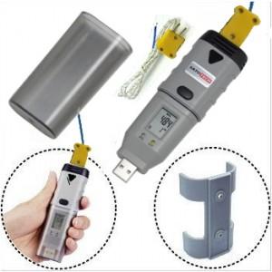 サトテック USB熱電対 温度データロガーHJ-UDL-TC