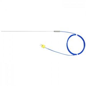 極細シースK熱電対 直径0.25mm(国産、ミニオメガプラグ)