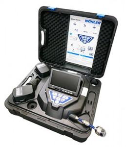 タスコ TASCO WOHLER先端可動型配管検査カメラ TA417XG