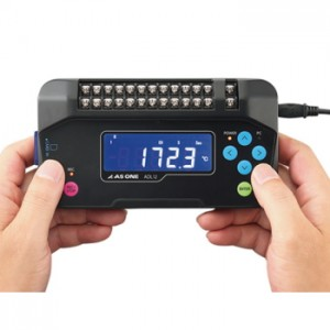 12CHデータロガーADL12 温度・電圧・湿度測定 3-6823-01