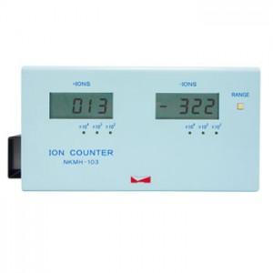 イオンカウンター NKMH-103 両極イオンの同時測定,超ワイドレンジ