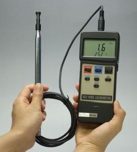 熱線式風速計AM-4204