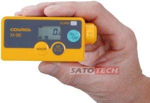 ポケット型メタンガス検知器XA-380-CH4[新コスモス電機]