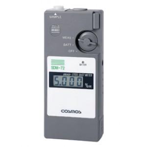 新コスモス電機 グリース鉄粉濃度計 SDM-72(軸受診断器)
