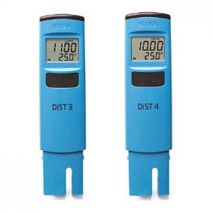 ポケット型導電率計 HI98303N(DiST3)/ W-HI98304N(DiST 4)