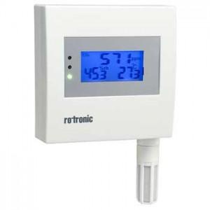 CO2・温湿度変換器 CF1-Rシリーズ 【ロトロニック】