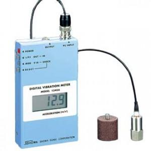 昭和測器デジタル加速度計MODEL-1340B