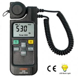 サトテック デジタル照度計CENTER530