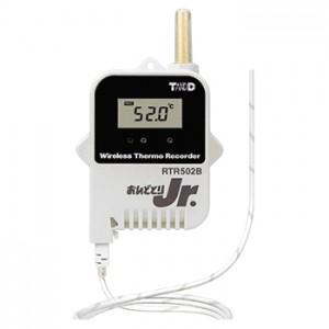 T&D 温度ワイヤレスデータロガーRTR502B/RTR502BL (センサ外付け) おんどとりJr.