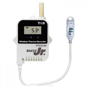 T&D 温度・湿度ワイヤレスデータロガーRTR503B/RTR503BL おんどとりJr.