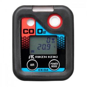理研計器 ポータブル酸素・一酸化炭素ガスモニター CX-04