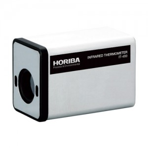 堀場製作所HORIBA 高精度設置型放射温度計 IT-480S/IT-480L スポットタイプ