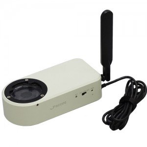 Jスコープ 組込式顕微鏡カメラCA-6800WC[オリンパス生物顕微鏡CXシリーズ用、Wi-Fi/USB]