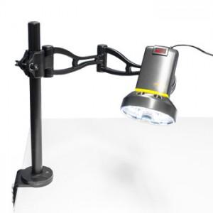 アーム付顕微鏡ARM-18(歯科技工士や作業加工用・長作動距離)