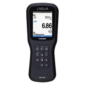堀場 電気伝導率計 WQ-310C-S フィールド型マルチデジタル水質計セットLAQUA