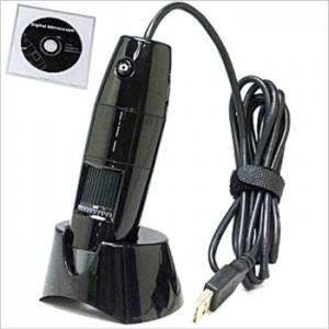 Jスコープ デジタルUSBマイクロスコープMJ-MS302(計測ソフト付-画像寸法計測)