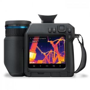 FLIR T840/T860 ビューファインダー付プレミアムサーモグラフィカメラ