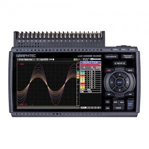 グラフテック GL840 midi LOGGER 絶縁多チャンネルハンディロガー