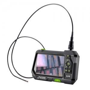 Jスコープ 工業用内視鏡 HJ-VE55 2つのカメラ(前方視/側視)