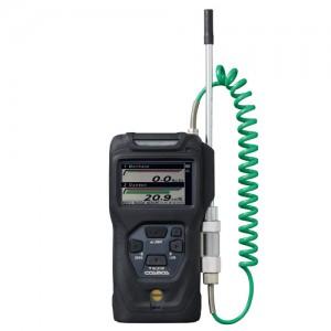 新コスモス電機 複合型ガス検知器 XP-3368II (酸素+可燃性ガス[高感度検知タイプ])