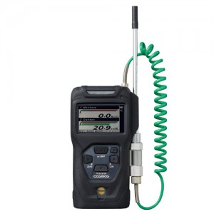 新コスモス電機 複合型ガス検知器 XP-3318II (酸素+可燃性ガス[爆発危険濃度検知タイプ])