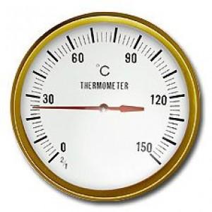 温度計サウナ用300φ SA-300