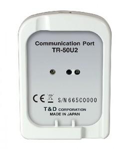 T&DおんどとりTR-50U2 コミュニケーションポート