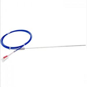 シースK熱電対 直径1.0mm(Y端子/丸端/切りっぱなし)