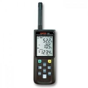 サトテック Bluetooth対応データロガー温湿度計CENTER522