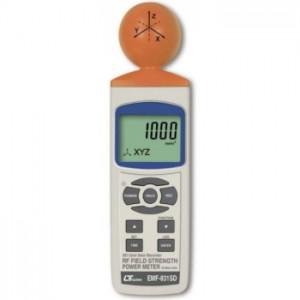 サトテック データロガー高周波電磁波計 EMF-831SD 電磁波測定器