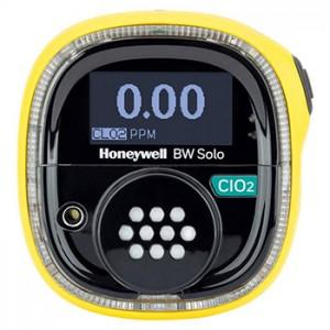 ハネウェル 二酸化塩素ガス検知器 BW Solo Lite (ClO2)
