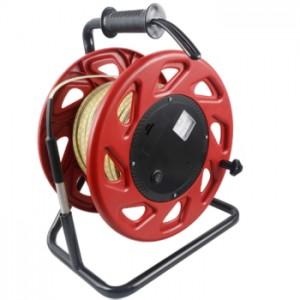 サトテック ロープ式水位計 HJ-WLR (30m/ 50m/ 100m)