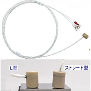 マグネット内蔵表面温度センサー Pt100白金測温抵抗体